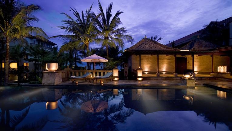 Conrad Bali-Exterior