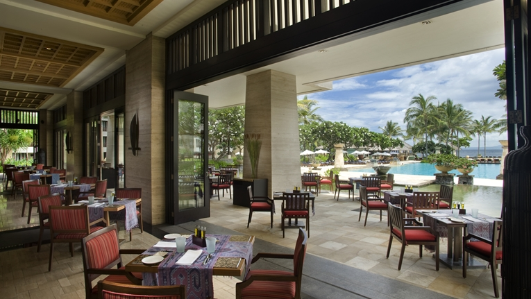 Conrad Bali-Restaurant