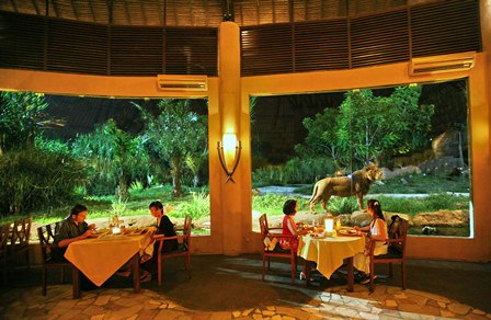 Mara River-Restaurant