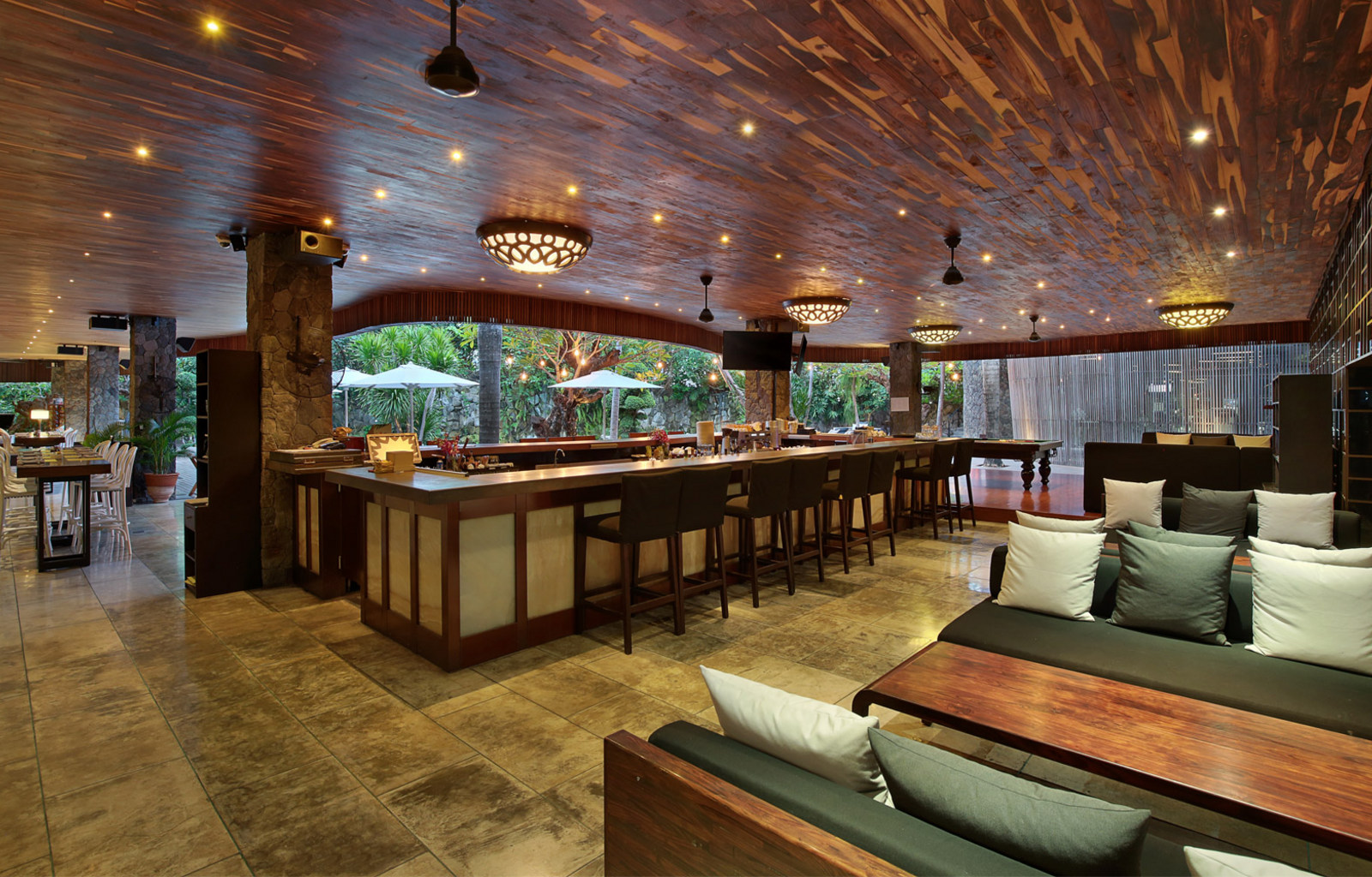 Peppers Sentosa Seminyak-Lounge (2)