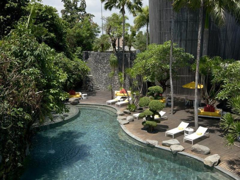 Peppers Sentosa Seminyak-Swimming Pool (4)
