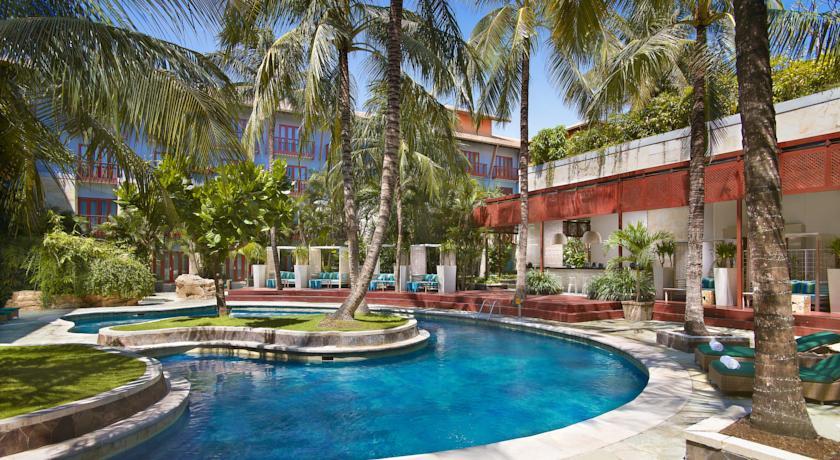 hard rock hotel kuta pool