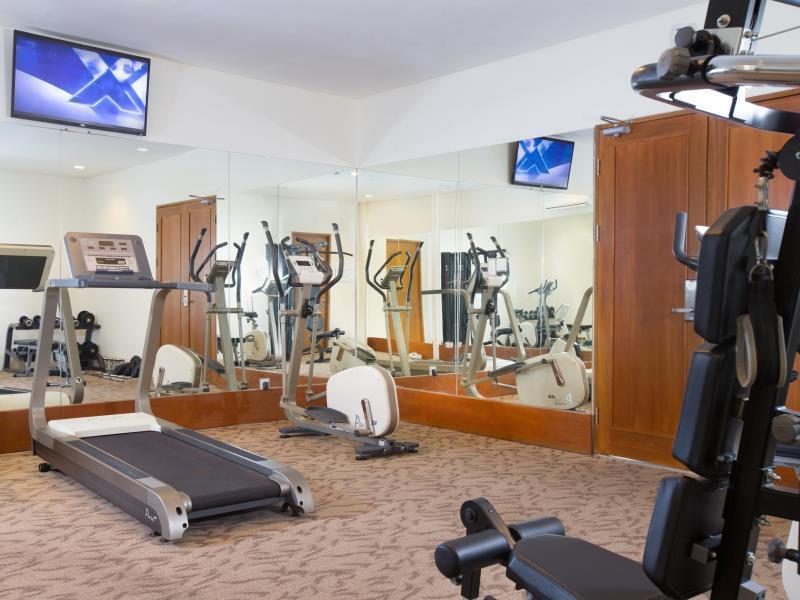 Holiday Inn Bali Kuta Square Gym