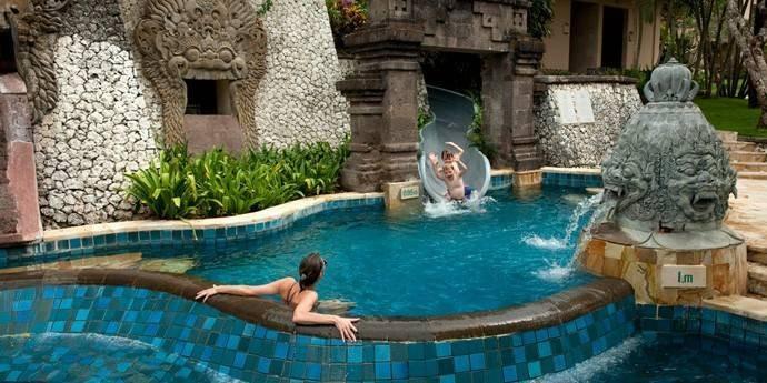 Ayana Resort and Spa-Children Pool