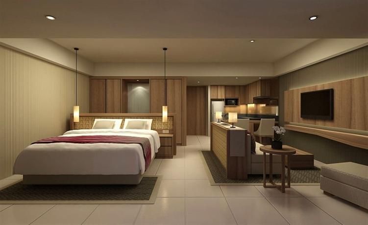 시타딘 꾸따비치 호텔12