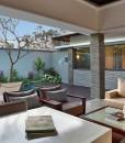 Peppers Sentosa Seminyak-1 Bedroom Pool Villa-Living Room