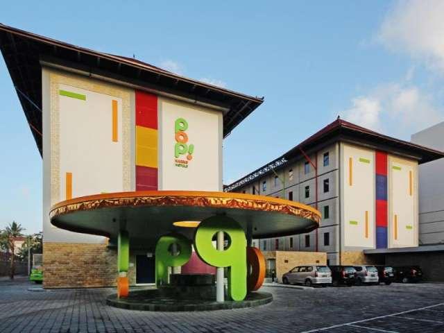 Pop Hotel Kuta Beach Exterior