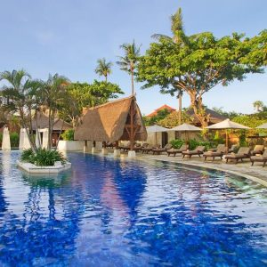 RAMA BEACH RESORT & VILLA POOL