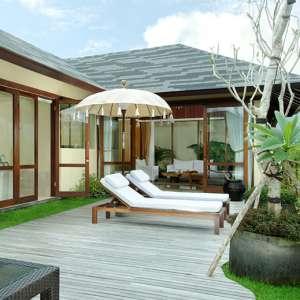komaneka rasa sayang rooftop pool villa